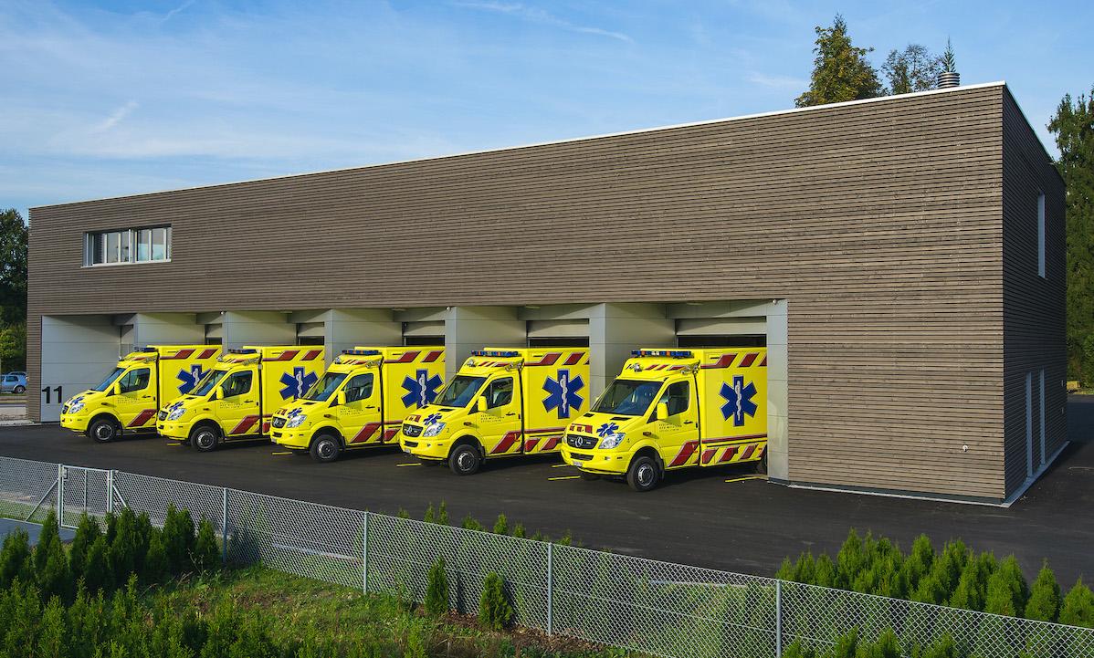 PR-Beratung Rettungsdienst Regio 144